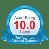 Avvo 10 superb